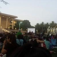 Photo taken at Oviatt Lawn by Sabrina L. on 7/18/2014