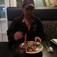 Photo taken at Castaways Seafood Grille by Tracy W. on 5/18/2014