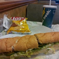Photo taken at Subway by Tracy W. on 10/30/2012
