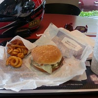Photo taken at Jack in the Box by Tracy W. on 6/14/2013