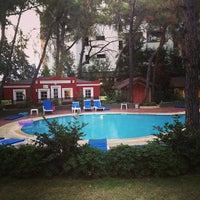 7/4/2013 tarihinde Сергей П.ziyaretçi tarafından Grand Yazıcı Club Turban'de çekilen fotoğraf