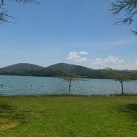 Photo taken at Lake Naivasha Kongoni Lodge by Calvin O. on 2/9/2013