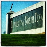 3/2/2013にAlexandriaがUniversity of North Texasで撮った写真