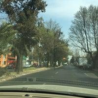 Photo taken at Avenida de las Granjas by Fede V. on 2/26/2016
