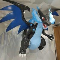 Photo taken at Pokémon Center Mega Tokyo by ぽちゃま on 12/12/2014