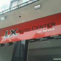 Photo taken at LX Auto Center by Rogério M. on 9/2/2013