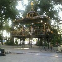Photo taken at Plaza de Armas by Pablo T. on 1/16/2013