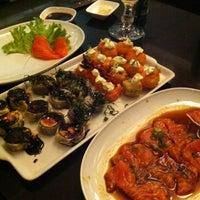 Photo taken at Keeki Restaurante Japonês by Luan F. on 6/26/2013