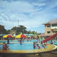 Photo taken at Villa Carmelita In-Land Resort & Hotel by Kezia L. on 5/17/2014