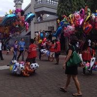 Photo taken at Sto. Niño Museum by Marissa E. on 10/16/2012