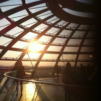 Photo taken at Reichstag by I L. on 5/8/2013