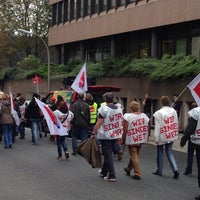 Photo taken at Studieninstitut Ruhr by David R. on 10/9/2014