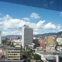 Photo taken at Edificio Seguros Bolivar by Carolina G. on 10/8/2012