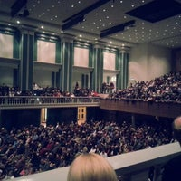 Photo taken at Stadthalle by Alexander G. on 11/24/2012