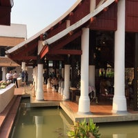 Photo taken at Sukhothai Heritage Resort by lluu ➡. on 3/4/2017