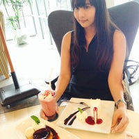Photo taken at UCC Coffee Shop by lluu ➡. on 5/9/2015