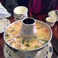 Photo taken at Thai Kitchen by Snehal P. on 12/21/2013