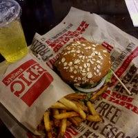 Photo taken at Epic Burger by Alex W. on 10/8/2012
