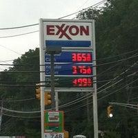 Photo taken at Exxon by Nancy N. on 7/22/2013