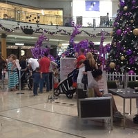 Photo taken at Karrinyup Shopping Centre by Ken T. on 12/1/2012