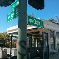 Photo taken at Lake Merritt BART Station by Bruno G. on 6/22/2013