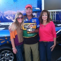 Photo taken at FLW Fishing Expo by Dru L. on 9/23/2012