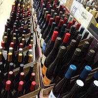 Photo taken at Van Wyck Wines & Liquors by Ally S. on 1/12/2014