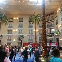 Photo taken at DoubleTree Resort by Hilton Hotel Lancaster by Krishele G. on 7/12/2013