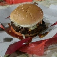 Photo taken at Burger Bakar Seremban 2 by Mal O. on 12/22/2012