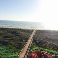 Photo taken at La Copa Inn Beach Hotel by Ana Laura S. on 3/29/2015