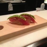 Photo taken at Sushi Dokku by Russ on 3/10/2013