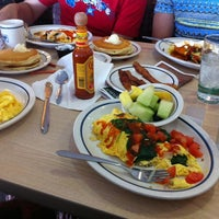 Photo taken at IHOP by Mario on 4/15/2014