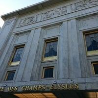Photo prise au Théâtre des Champs-Élysées par Fareed A. le6/4/2013