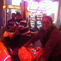 Photo taken at Peter Piper Pizza by Amrinder S. on 5/31/2014