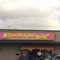 Photo taken at Himalayan Grill by Amrinder S. on 11/16/2013