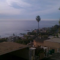 Photo taken at Thousand Steps Beach by Clint K. on 2/1/2013