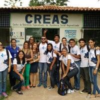 Photo taken at CREAS - Centro de Referência Especializado de Assistência Social by Hermeson O. on 1/8/2016