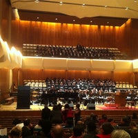 Photo taken at Krannert Center For The Performing Arts by Elijah O. on 2/28/2013