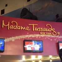 Photo taken at Madame Tussauds by Kate I. on 7/6/2013