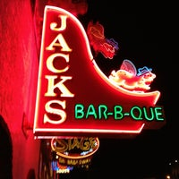Photo taken at Jack's Bar-B-Que by Ashley C. on 2/17/2013