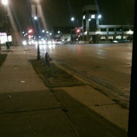 Photo taken at MCTS Bus Stop / Route 56 by Clarence S. on 11/10/2012