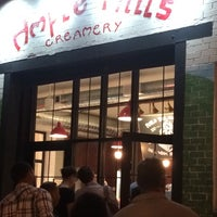 Photo taken at Ample Hills Creamery by Jonathan H. on 7/17/2014