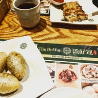 Photo prise au Tim Ho Wan 添好運 par Jonathan H. le4/18/2017