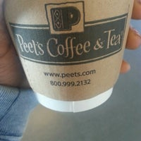 Photo taken at CSUMB Library Cafe (Proudly Brews Peet's Coffee) by Autumn B. on 1/31/2014