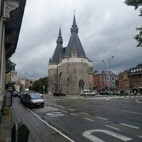 Photo taken at Brusselsepoort by Ronald V. on 10/3/2012
