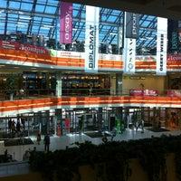 Photo taken at Balkansky Mall by Ivan on 7/7/2013