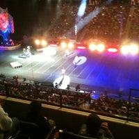 Photo taken at Jacksonville Veterans Memorial Arena by Christina on 1/19/2013