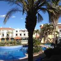 Photo taken at Hotel PortAventura by Simon V. on 4/20/2013