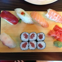 Photo taken at Mio Sushi by Chris F. on 2/15/2013