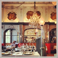 Photo taken at Brasserie Мост by V on 7/17/2013